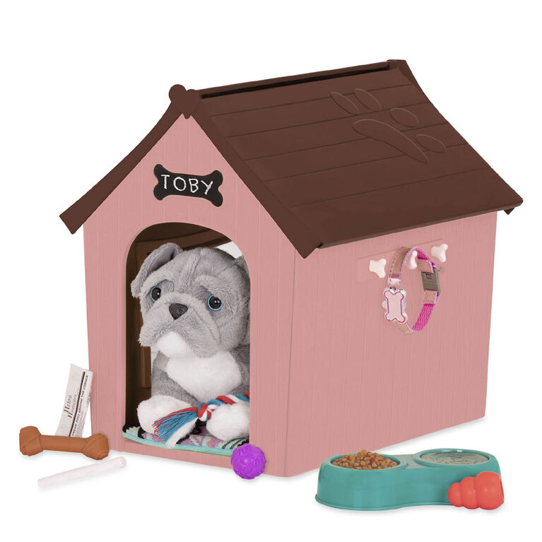Our Generation, OG Puppy House Playset for 18-inch Dolls