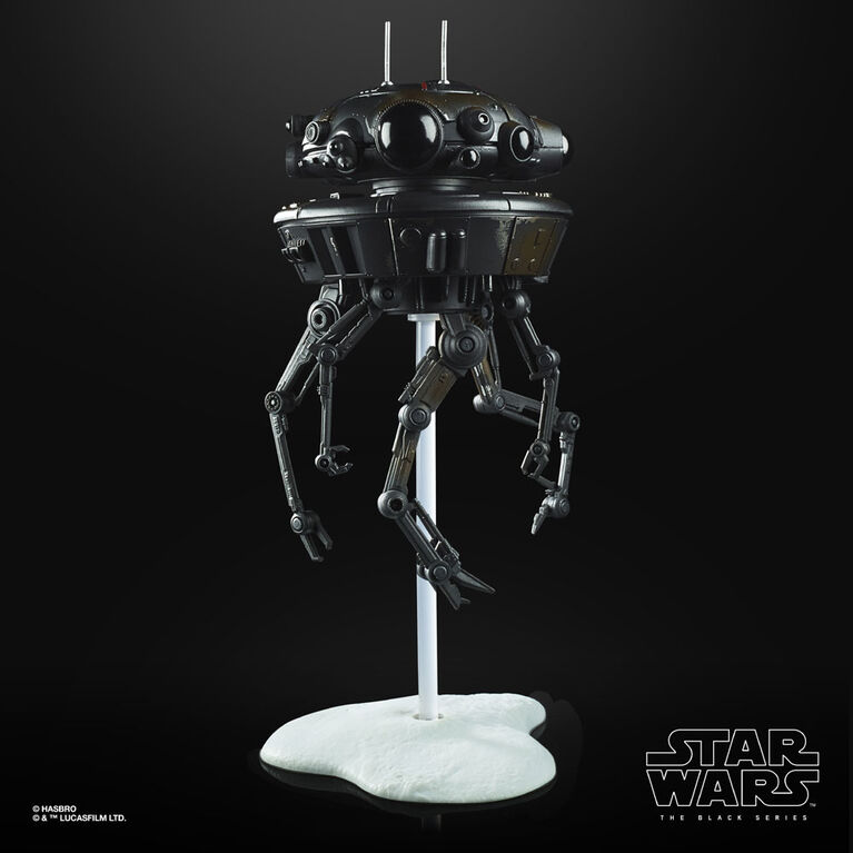 Star Wars The Black Series Imperial Probe Droid Deluxe Figure