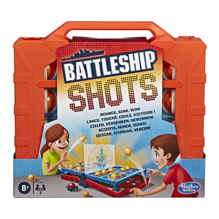 Hasbro Gaming Battleship Shots