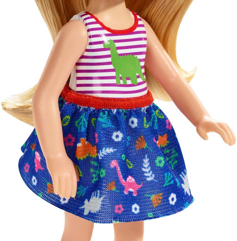 Barbie Club Chelsea Doll - Blonde