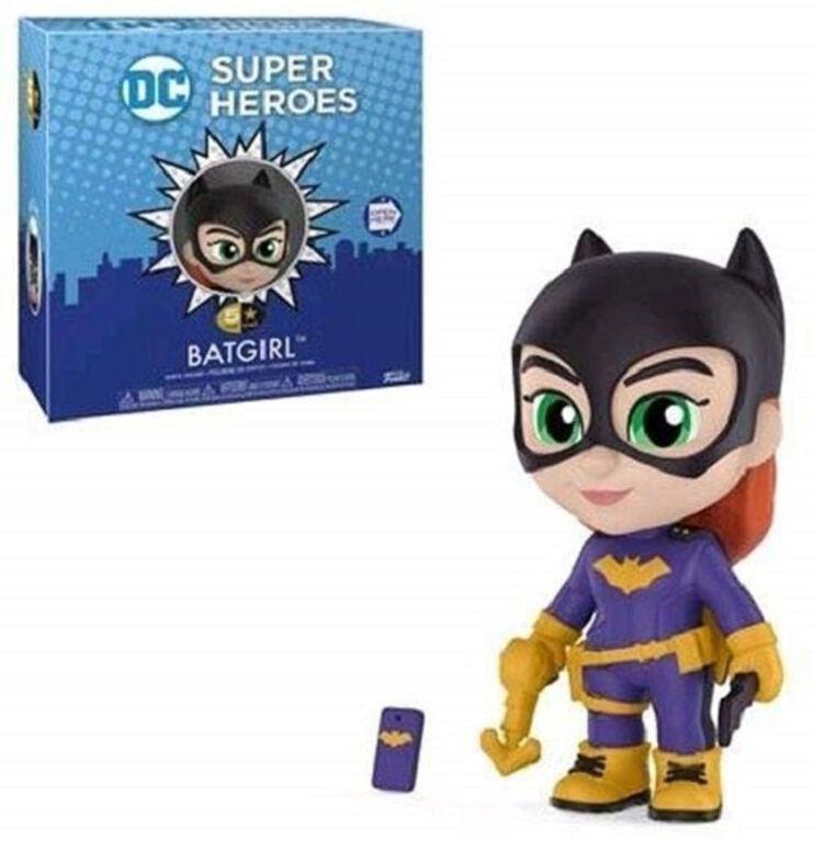 Funko 5 Star! DC Comics: DC Super Heroes - Batgirl Vinyl Figure