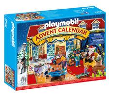 """Calendrier de l'Avent """"Boutique de jouets""""  - Playmobil"""