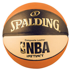 Spalding NBA Instinct Composite Basketball, Size 7