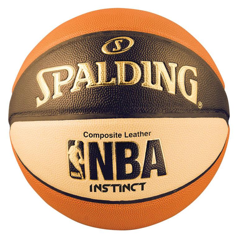 Spalding NBA Instinct Composite Basketball, Size 7