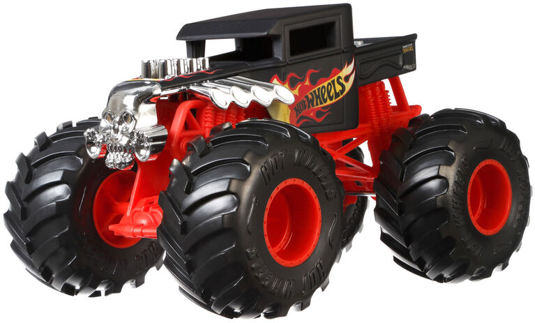 Hot Wheels Monster Trucks Bone Shaker Vehicle
