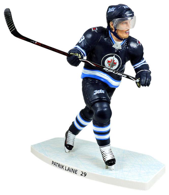 Patrick Laine - Jets de Winnipeg - Figurine de la LNH de 12 pouces.