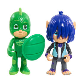 PJ Masks Basic Gekko and Wolfie Kevin