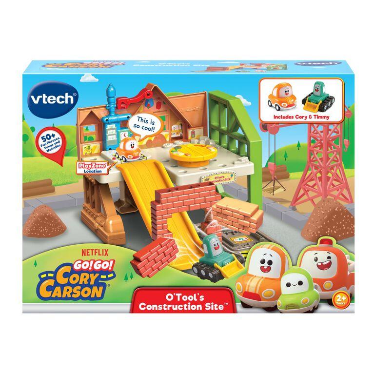 VTech Go! Go! Cory Carson O'Tool's Construction Site - English Version