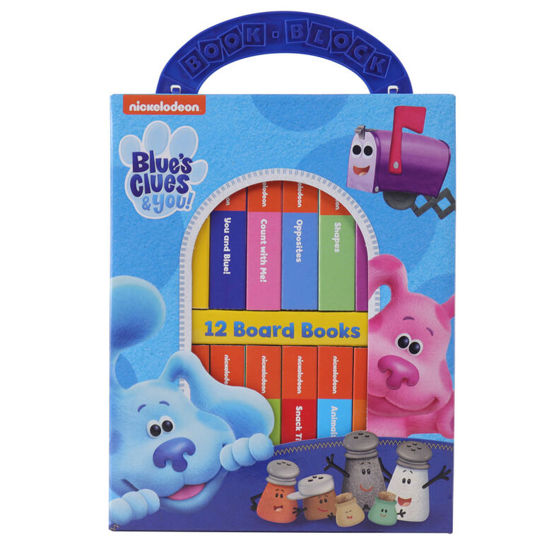 My First Library Blues Clues And You - English Edition