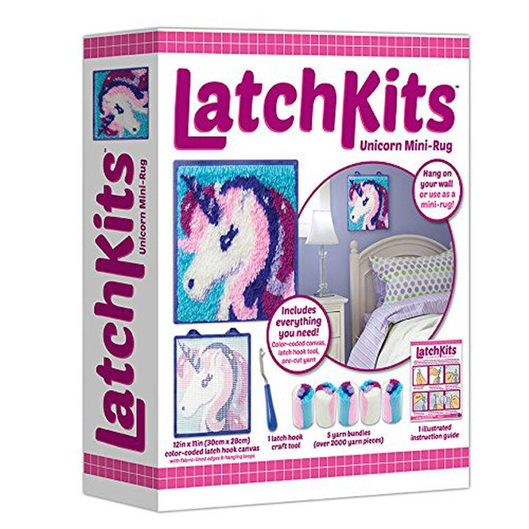 Latch Kit: Unicorn