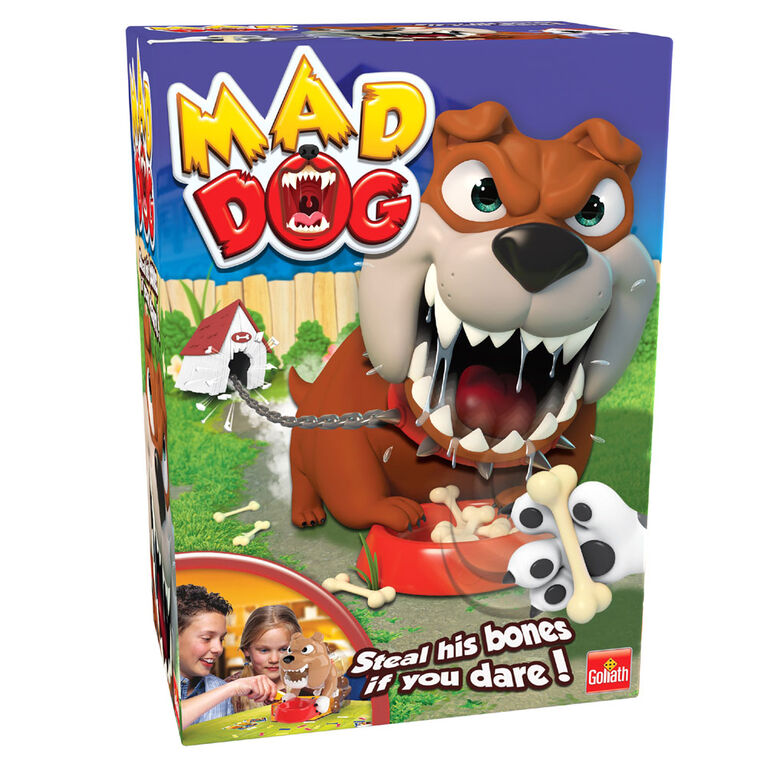 Goliath Games: Mad Dog Game