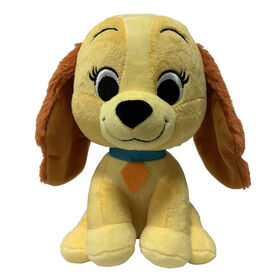 Disney: Cute Pets Plush - Lady