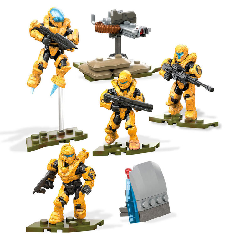 Mega Construx Halo Fireteam Castle