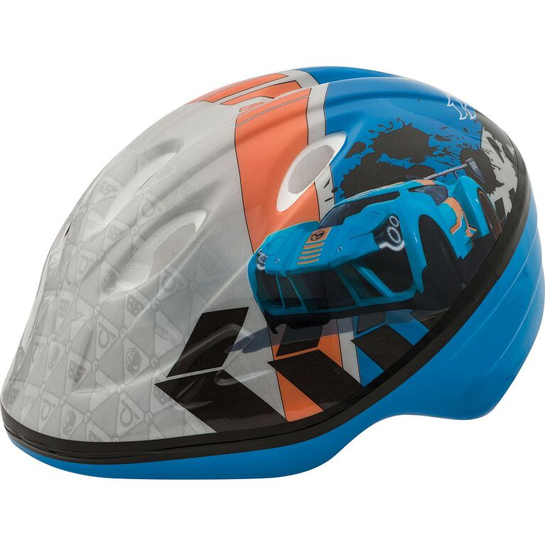 Hot Wheels - Toddler Helmet 3+ (Fits head 48-52 cm)