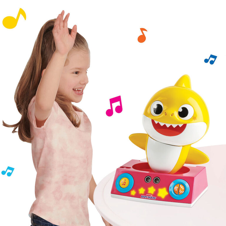 Pinkfong Baby Shark Official - Baby Shark Dancing DJ - English Edition - R Exclusive