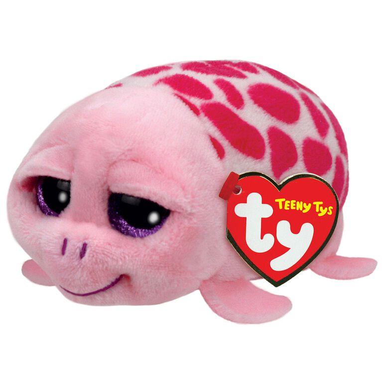 TEENY Tys SHUFFLER - pink turtle reg