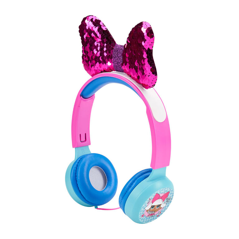 L.O.L. Surprise! Kid Safe Headphones