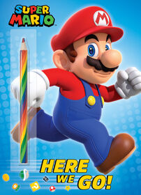 Here We Go! (Nintendo) - Édition anglaise