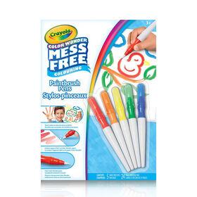 Crayola - Color Wonder Paintbrush Pens Kit