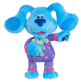 Blue's Clues & You! Bedtime Blue (13-inch plush) - English Edition - R Exclusive
