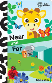 Take A Look Book Baby Einstein - English Edition
