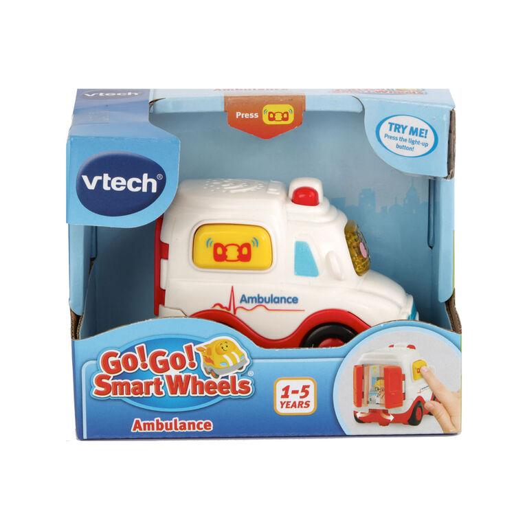 VTech Go! Go! Smart Wheels Ambulance - English Edition