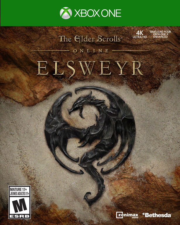 Xbox One The Elder Scrolls Online Elsweyr