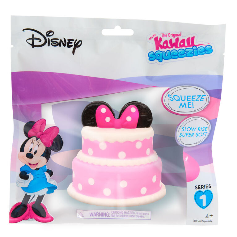 Disney Squeezies-Minnie-By Enzo Kawaii-Minnie Cake