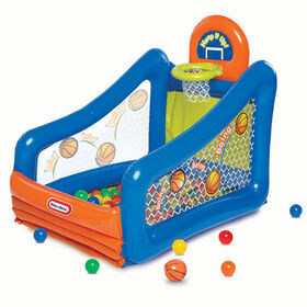 Little Tikes Hoop It Up Value Pack Ball Pit