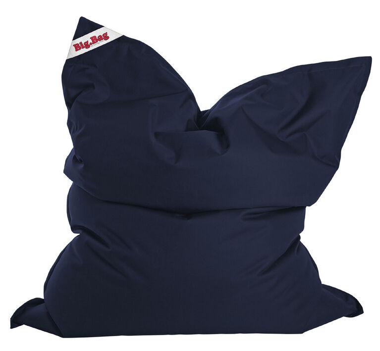 Gouchee Design - Bigbag Brava Fauteuil Géant Imperméable - Bleu Marin