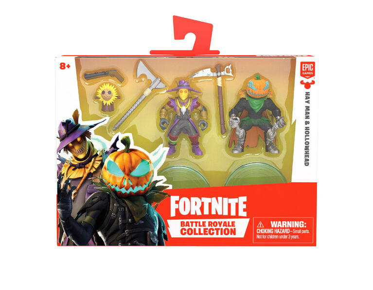 Collection Fortnite Battle Royale: Duo Pack - Beef Boss & Grill Sergeant