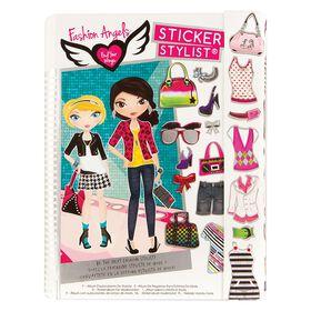 Fashion Sticker Stylist Album