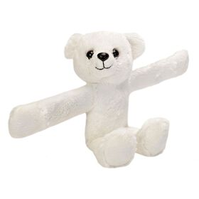 Wild Republic Hugger Polar Bear  Snap Bracelet