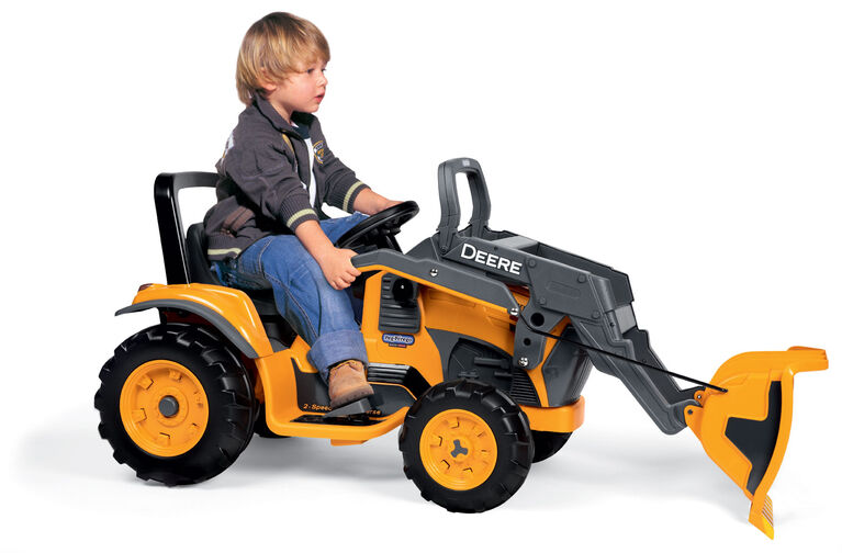 Peg-Perego John Deere - Construction Loader.