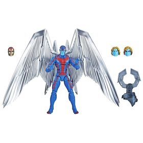 Marvel Legends Series Classic Comic 6-inch Archangel Figure (Blue & Purple Suit)