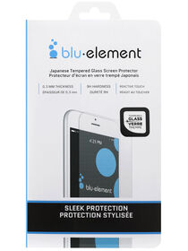 Blu Element Tempered Glass for iPhone 8 Plus/7 Plus/6S Plus/6 Plus (BTGI7P)