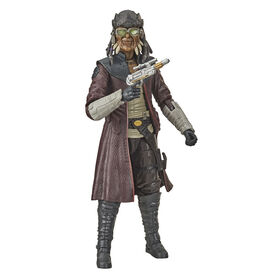 Star Wars The Black Series, figurine de collection Hondo Ohnaka de 15 cm, Star Wars Galaxy's Edge - Notre exclusivité