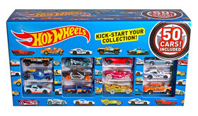 Hot Wheels Vehicle 50 Pack - Styles May Vary