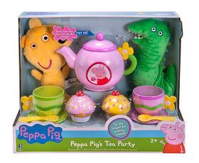 PEPPA PIG - Tea Party Play Set