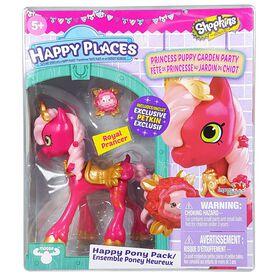 Happy Places<br>Shopkins P'tite Shoppie<br>Royal Prancer