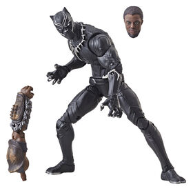 Marvel Legends Series Black Panther 6-inch Black Panther Figure