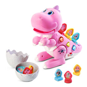 VTech Mix & Match-a-Saurus - Pink - Exclusive - English Edition