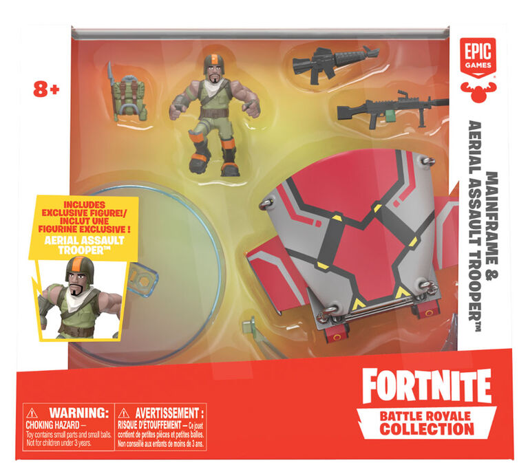 Fortnite Battle Royale Collection: Glider & The Visitor