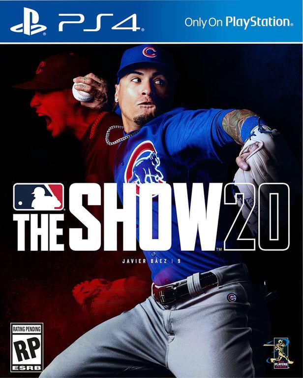 PlayStation 4 - MLB The Show 20-E
