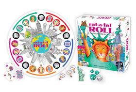 Gamewirght: Rat-A-Tat Roll! Game