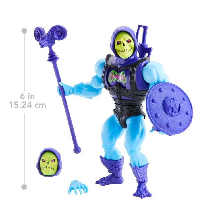 Masters of the Universe Origins Battle Armor Skeletor Action Figure
