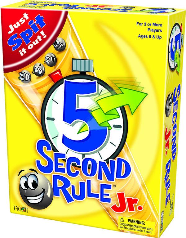 5 Second Rule Jr Game