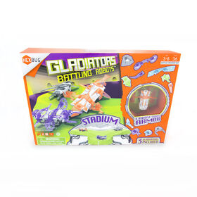 HEXBUG Gladiators Battle Stadium