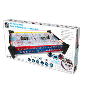 "NHL 27"" (685cm) Wood Tabletop Air Hockey"