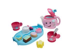 Fisher-Price Rires et Éveil – Service à thé Bonnes manières – Édition française